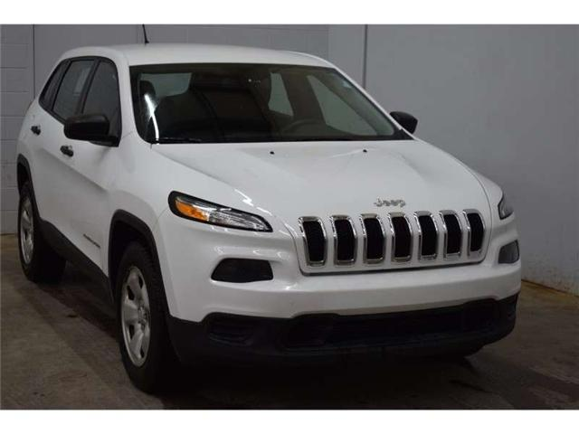 2016 Jeep Cherokee SPORT 4X4 - TOUCH SCREEN * CRUISE * A/C  (Stk: B3417) in Kingston - Image 2 of 30