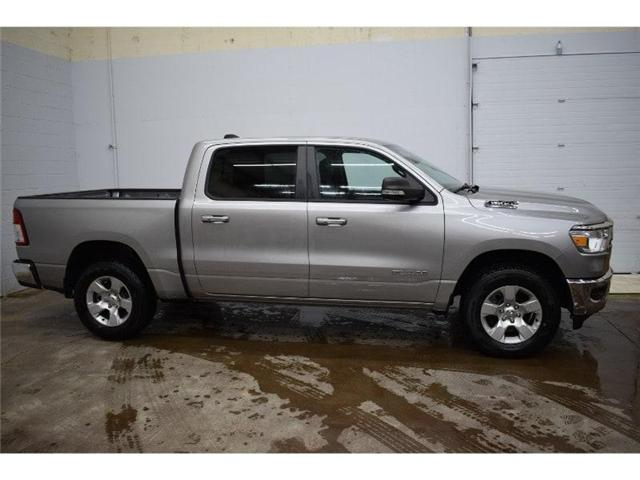 2019 RAM 1500 BIG HORN CREW 4X4 -SUNROOF * BACKUP *HTD FRT SEATS (Stk: DP4083) in Kingston - Image 1 of 30