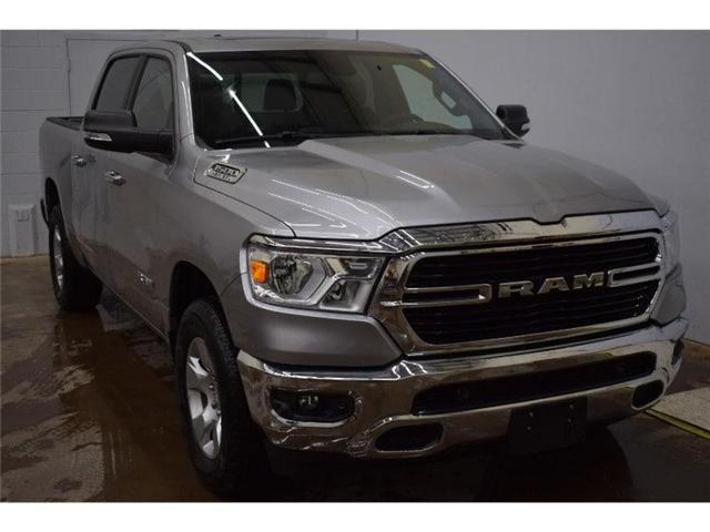 2019 RAM 1500 BIG HORN CREW 4X4 -SUNROOF * BACKUP *HTD FRT SEATS (Stk: DP4083) in Kingston - Image 2 of 30