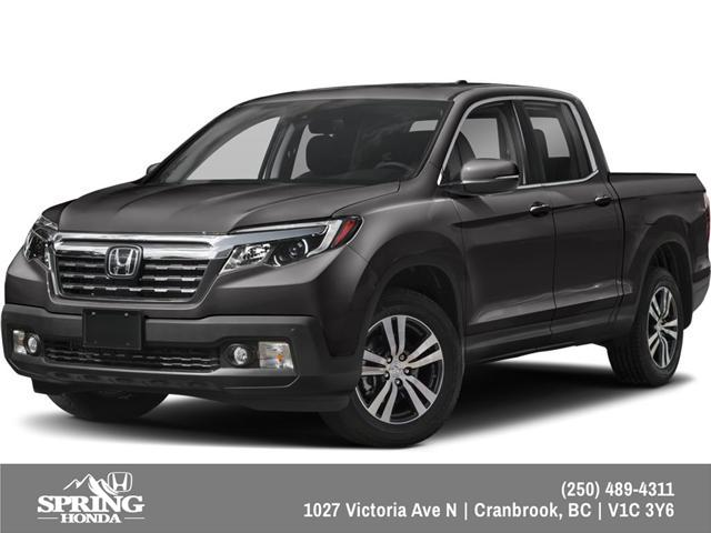 2019 Honda Ridgeline EX-L (Stk: H03427) in North Cranbrook - Image 1 of 7