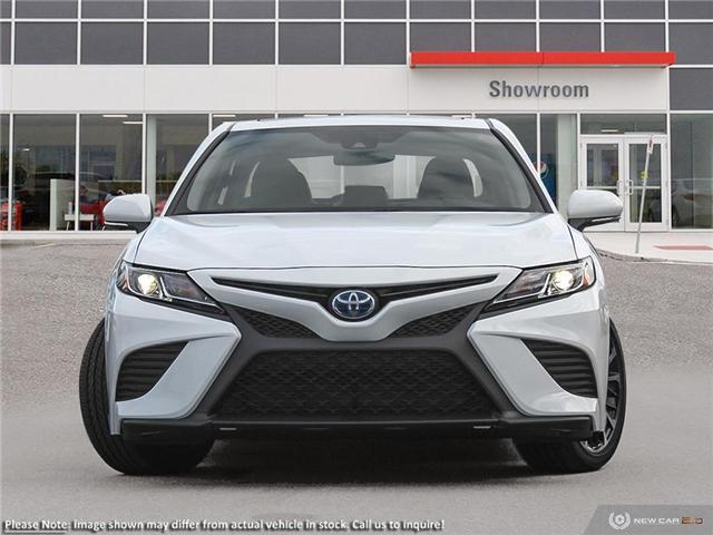 2019 Toyota Camry Hybrid SE (Stk: 219521) in London - Image 2 of 24