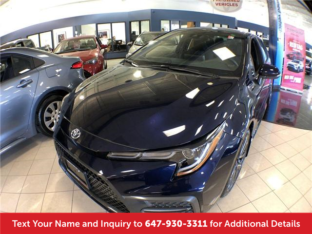 2020 Toyota Corolla SE (Stk: L3000) in Mississauga - Image 2 of 20