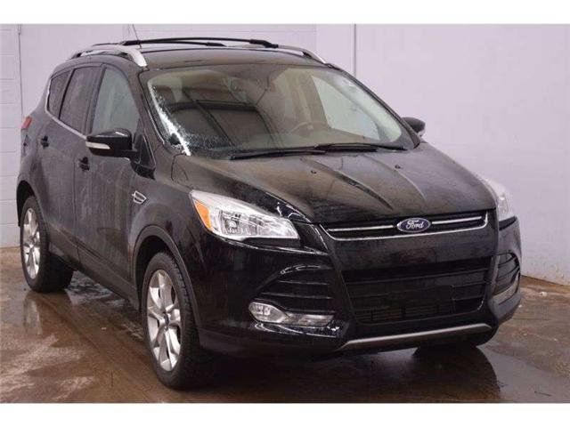 2016 Ford Escape TITANIUM 4X4 - HTD SEATS * BACKUP CAM * LEATHER (Stk: B3680) in Napanee - Image 2 of 30