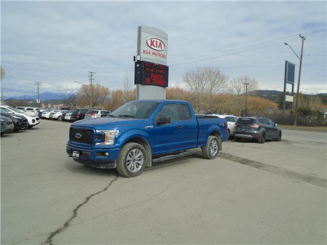 2018 Ford F-150 XLT (Stk: L1342A) in Cranbrook - Image 1 of 12