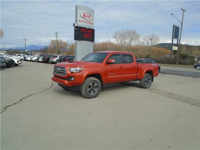 2017 Toyota Tacoma TRD Sport (Stk: PK1339A) in Cranbrook - Image 1 of 13