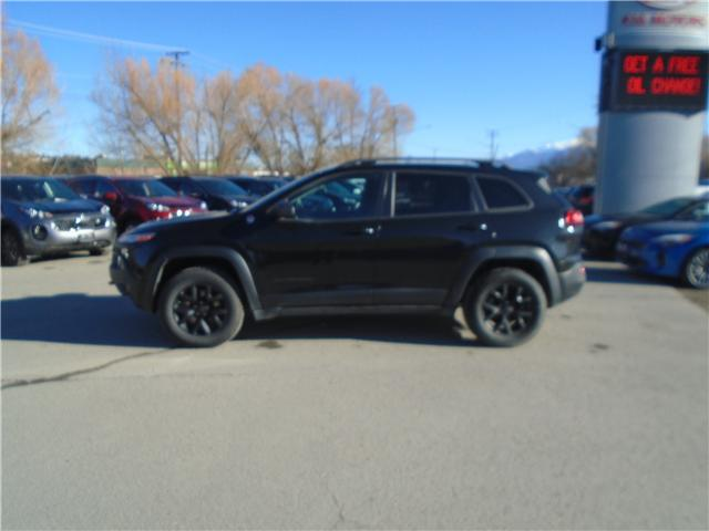 2016 Jeep Cherokee Trailhawk (Stk: L1340A) in Cranbrook - Image 2 of 16