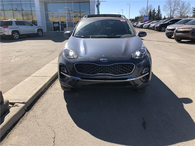 2020 Kia Sportage EX (Stk: 20SP6560) in Red Deer - Image 2 of 14