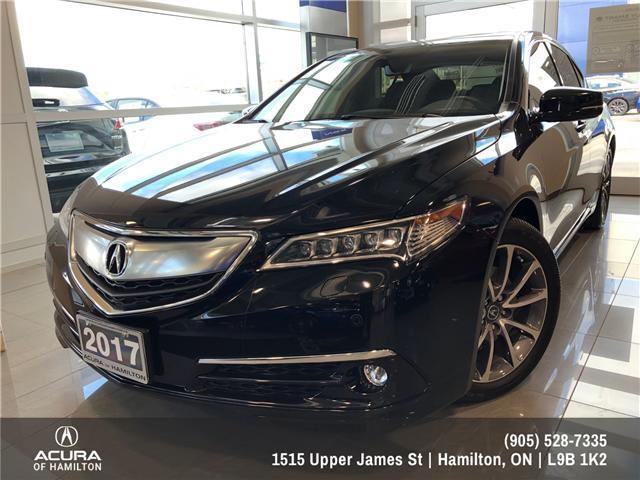2017 Acura TLX Base (Stk: 1713610) in Hamilton - Image 1 of 17