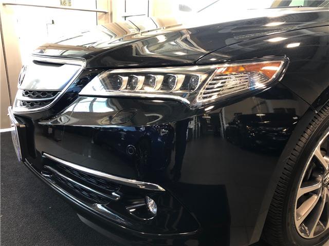2017 Acura TLX Base (Stk: 1713610) in Hamilton - Image 4 of 17