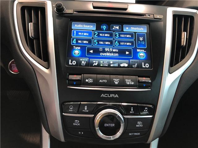 2017 Acura TLX Base (Stk: 1713610) in Hamilton - Image 13 of 17