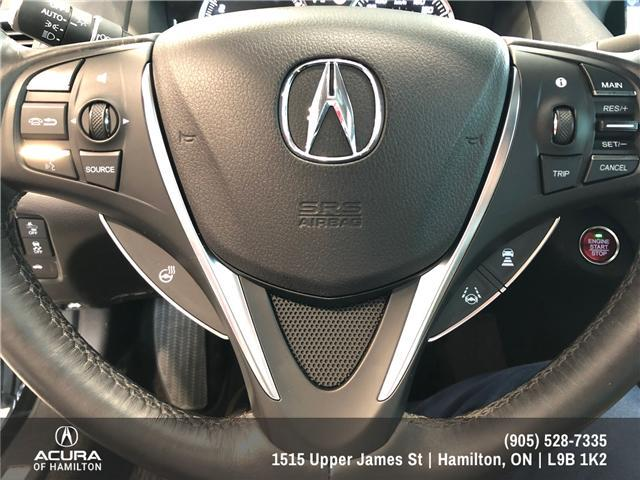 2017 Acura TLX Base (Stk: 1713610) in Hamilton - Image 14 of 17