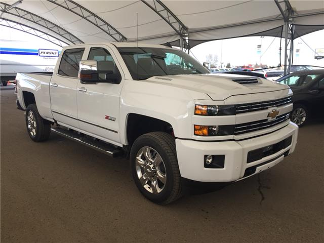 2019 Chevrolet Silverado 2500HD LTZ (Stk: 173053) in AIRDRIE - Image 1 of 24