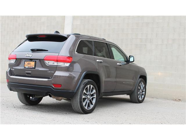 2018 Jeep Grand Cherokee Limited (Stk: V7144) in Saskatoon - Image 6 of 24