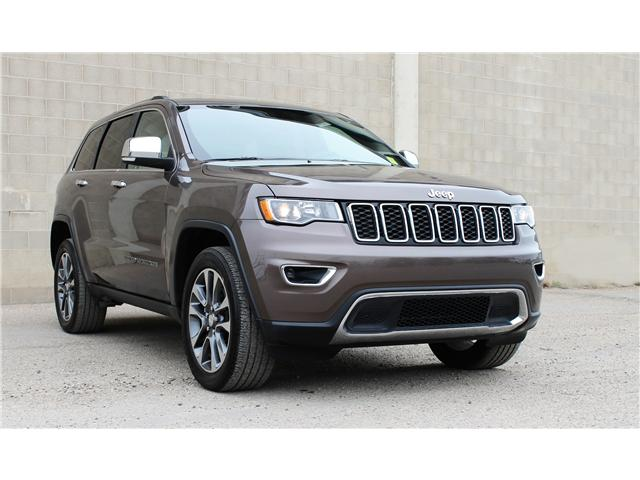 2018 Jeep Grand Cherokee Limited (Stk: V7144) in Saskatoon - Image 1 of 24