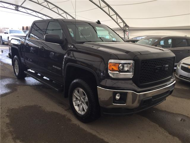 2015 GMC Sierra 1500 SLE (Stk: 136316) in AIRDRIE - Image 1 of 19