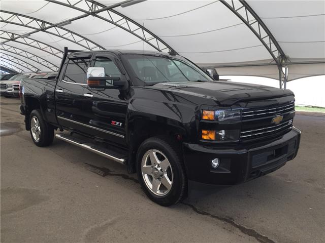 2015 Chevrolet Silverado 2500HD LTZ (Stk: 128771) in AIRDRIE - Image 1 of 24