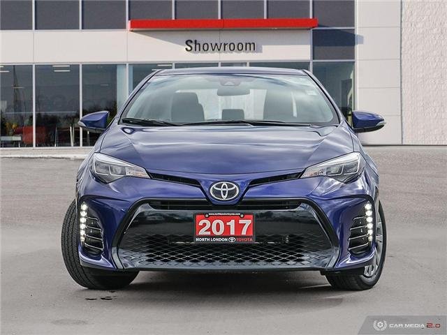 2017 Toyota Corolla SE (Stk: A219066) in London - Image 2 of 27