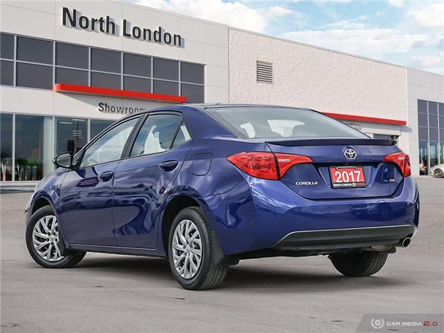 2017 Toyota Corolla SE (Stk: A219066) in London - Image 4 of 27