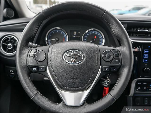 2017 Toyota Corolla SE (Stk: A219066) in London - Image 7 of 27