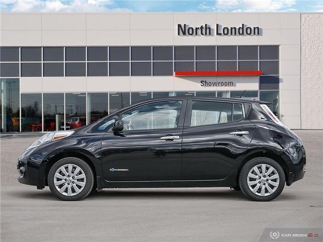 2017 Nissan LEAF S (Stk: U10981) in London - Image 3 of 27