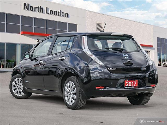 2017 Nissan LEAF S (Stk: U10981) in London - Image 4 of 27