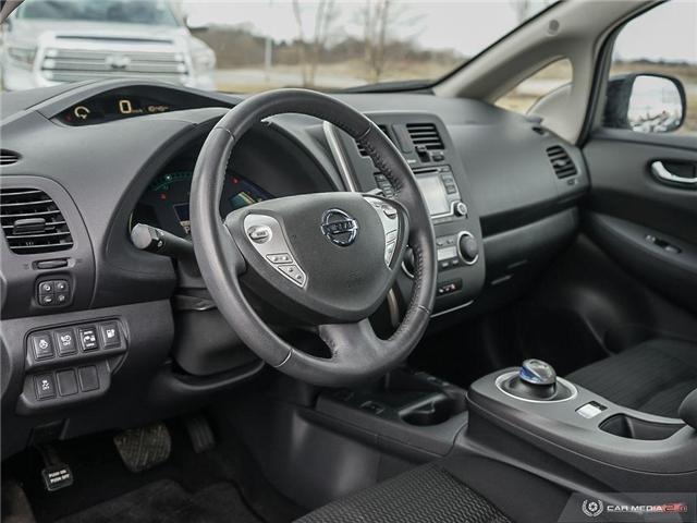 2017 Nissan LEAF S (Stk: U10981) in London - Image 6 of 27