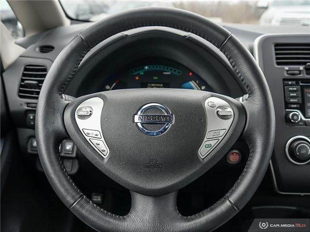 2017 Nissan LEAF S (Stk: U10981) in London - Image 7 of 27