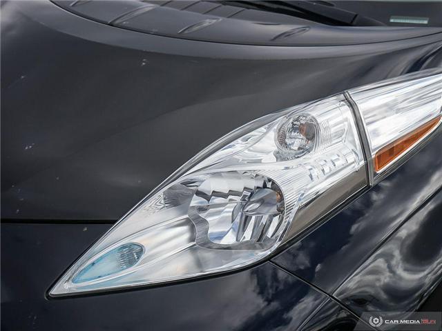 2017 Nissan LEAF S (Stk: U10981) in London - Image 25 of 27