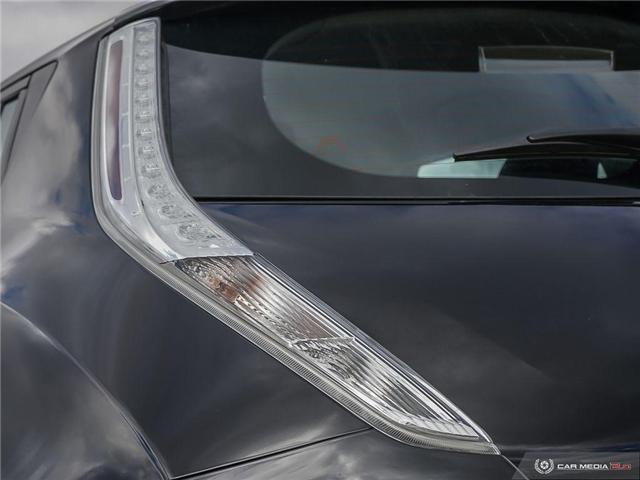 2017 Nissan LEAF S (Stk: U10981) in London - Image 27 of 27