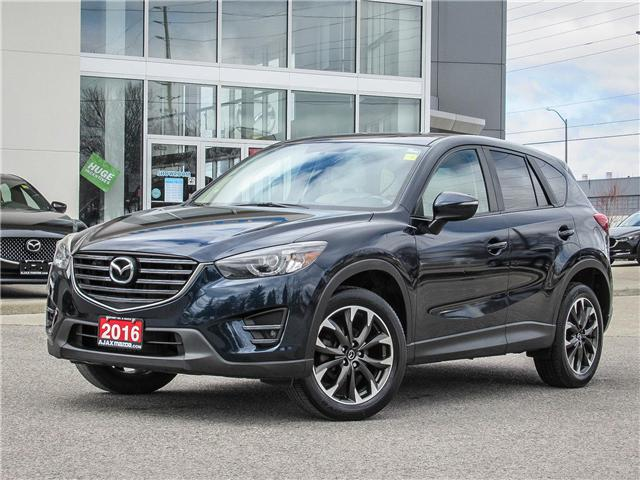2016 Mazda CX-5 GT (Stk: P5104) in Ajax - Image 1 of 24