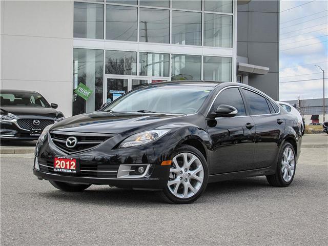 2012 Mazda MAZDA6 GT-V6 (Stk: P5102) in Ajax - Image 1 of 25