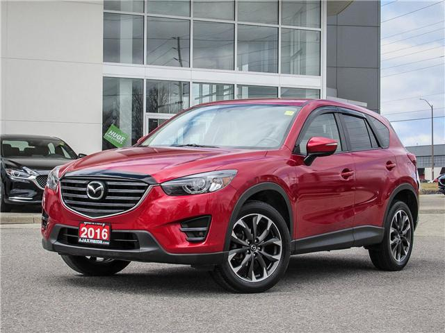 2016 Mazda CX-5 GT (Stk: P5103) in Ajax - Image 1 of 22