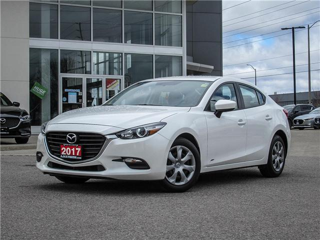 2017 Mazda Mazda3  (Stk: 19-1069A) in Ajax - Image 1 of 23