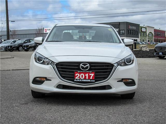 2017 Mazda Mazda3  (Stk: 19-1069A) in Ajax - Image 2 of 23