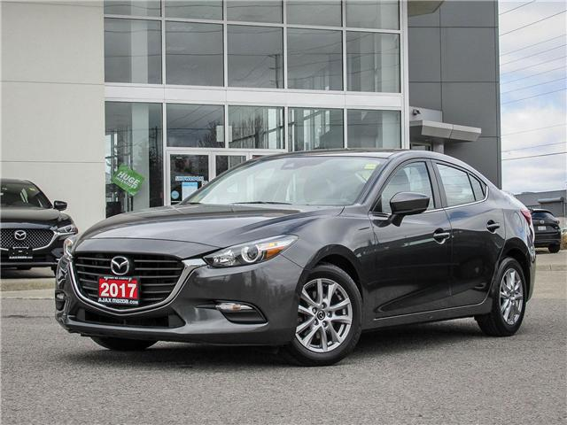 2017 Mazda Mazda3 GS (Stk: 19-1110A) in Ajax - Image 1 of 23