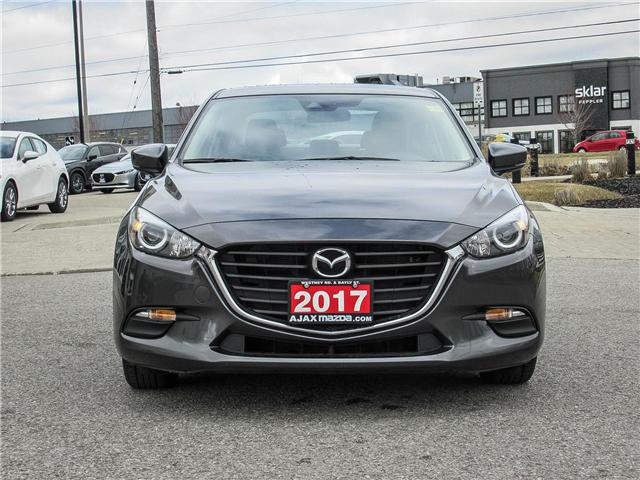 2017 Mazda Mazda3 GS (Stk: 19-1110A) in Ajax - Image 2 of 23