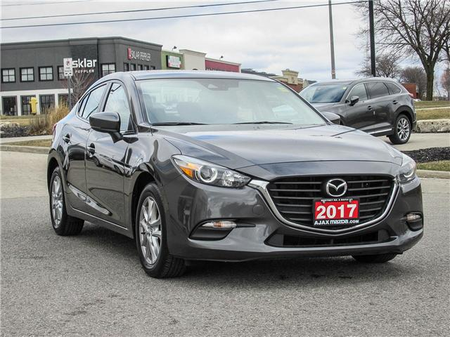 2017 Mazda Mazda3 GS (Stk: 19-1110A) in Ajax - Image 3 of 23