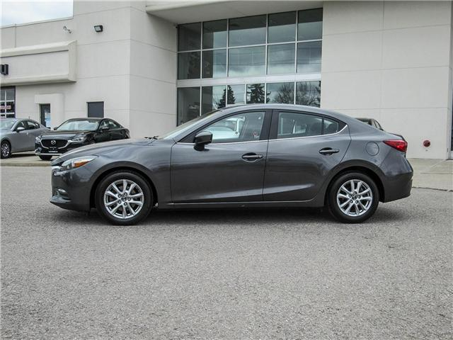 2017 Mazda Mazda3 GS (Stk: 19-1110A) in Ajax - Image 8 of 23