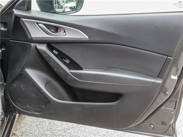 2017 Mazda Mazda3 GS (Stk: 19-1110A) in Ajax - Image 17 of 23
