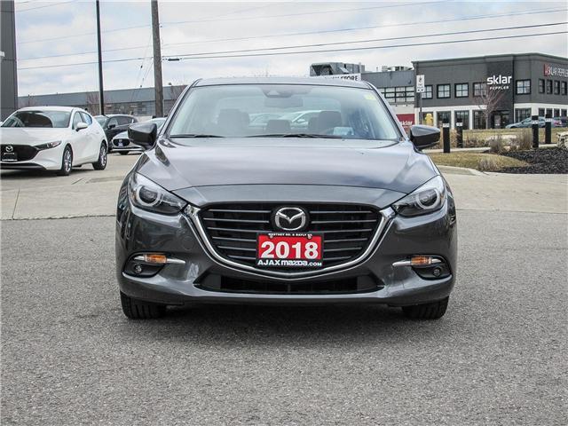 2018 Mazda Mazda3 GT (Stk: 18-1020A) in Ajax - Image 2 of 24