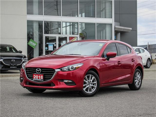 2018 Mazda Mazda3  (Stk: 19-1089A) in Ajax - Image 1 of 23