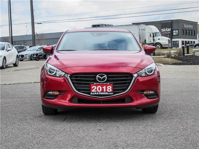 2018 Mazda Mazda3  (Stk: 19-1089A) in Ajax - Image 2 of 23