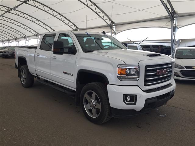 2019 GMC Sierra 2500HD SLT (Stk: 169131) in AIRDRIE - Image 1 of 24