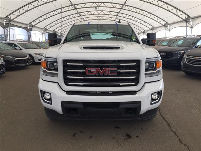 2019 GMC Sierra 2500HD SLT (Stk: 169131) in AIRDRIE - Image 2 of 24