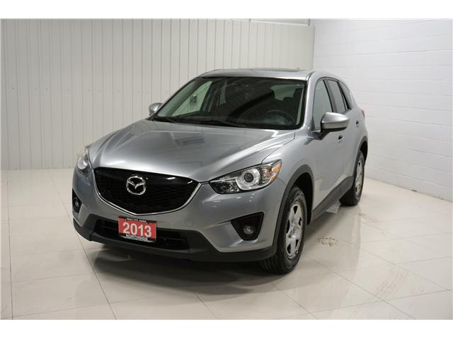 2013 Mazda CX-5 GS (Stk: M19074A) in Sault Ste. Marie - Image 1 of 20