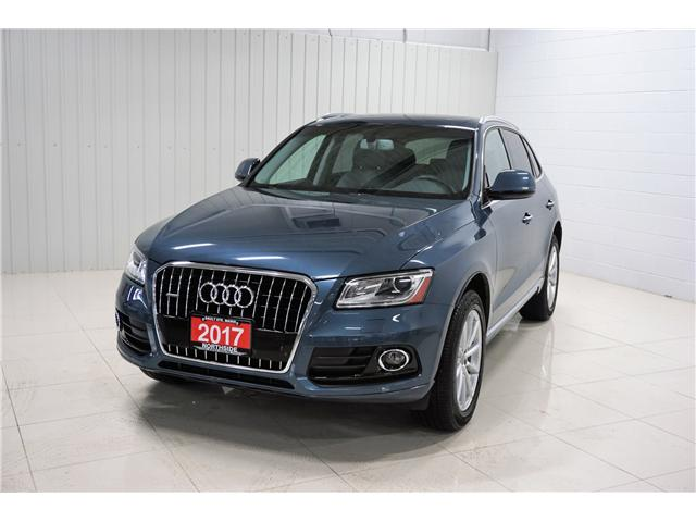2017 Audi Q5 3 0T Technik at $45995 for sale in Sault Ste
