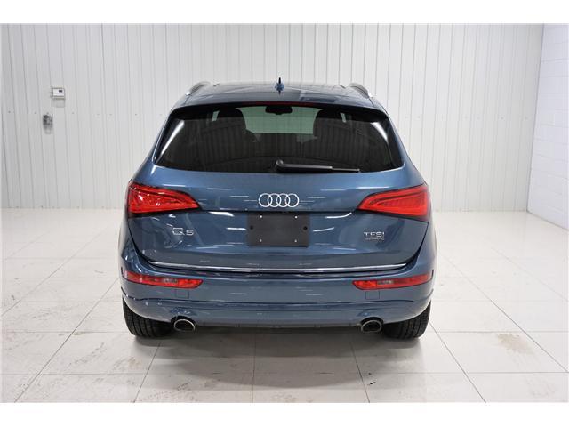 2017 Audi Q5 3.0T Technik (Stk: P5252A) in Sault Ste. Marie - Image 4 of 28