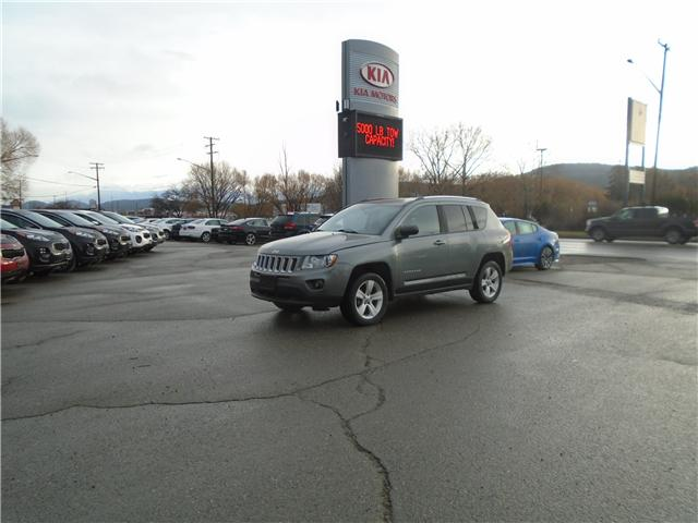 2013 Jeep Compass Sport/North (Stk: PK1193AA) in Cranbrook - Image 1 of 14