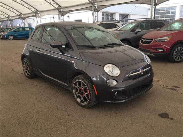 2015 Fiat 500 Sport (Stk: 172950) in AIRDRIE - Image 1 of 18