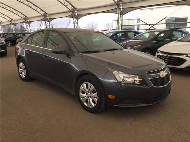 2013 Chevrolet Cruze LT Turbo (Stk: 173374) in AIRDRIE - Image 1 of 18